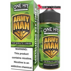 One Hit Wonder Army Man Premium SALT Likit 30ml