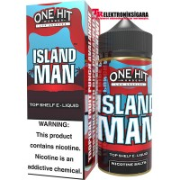 ONE HİT WONDER ISLAND MAN SALT LİKİT 30ML