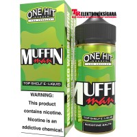 ONE HİT WONDER™ MUFFİN MAN PREMİUM SALT LİKİT (30ML)