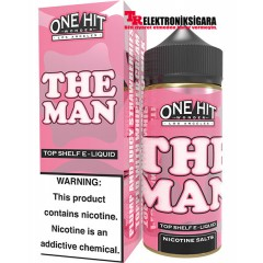 ONE HİT WONDER™ THE MAN (MİLK MAN) PREMİUM SALT LİKİT (30ML)