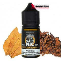 Ruthless Brazilian Tobacco 30ml Premium Salt Likit