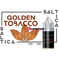Saltica Golden Tobacco Salt Likit 30ML