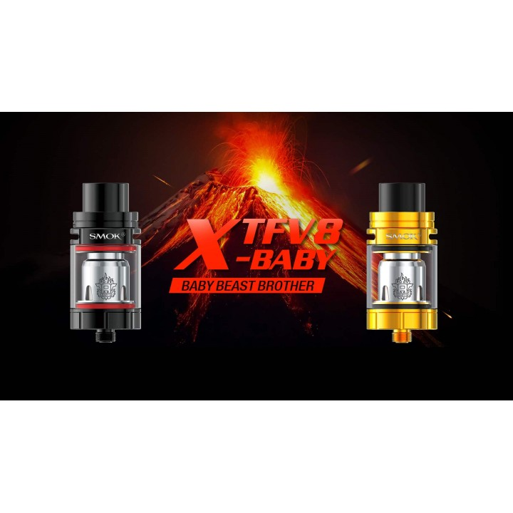 Smok X-Baby Atomizer 4ml