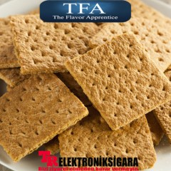 TFA E-Likit Aroması Graham Cracker Clear 10ML