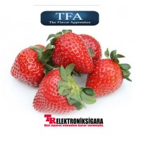 TFA E-Likit Aroması Strawberry Ripe 10ML