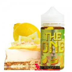 The One Lemon Crumble Premium Likit 100ml