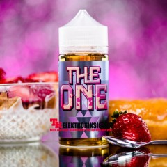 The One Strawberry Premium Likit 100ml