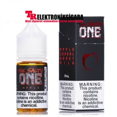 The Salty One Apple Cereal Donut Milk Salt Likit 30ml