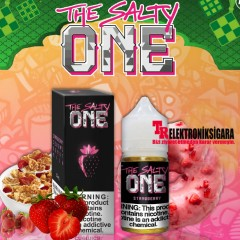The Salty One Strawberry Cereal Donut Milk Salt Likit 30ml