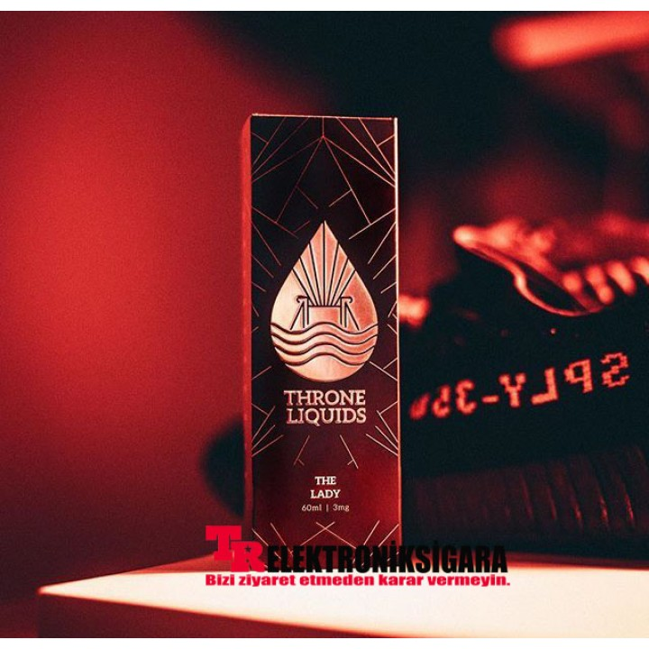 Throne The Lady Premium Likit 60ml