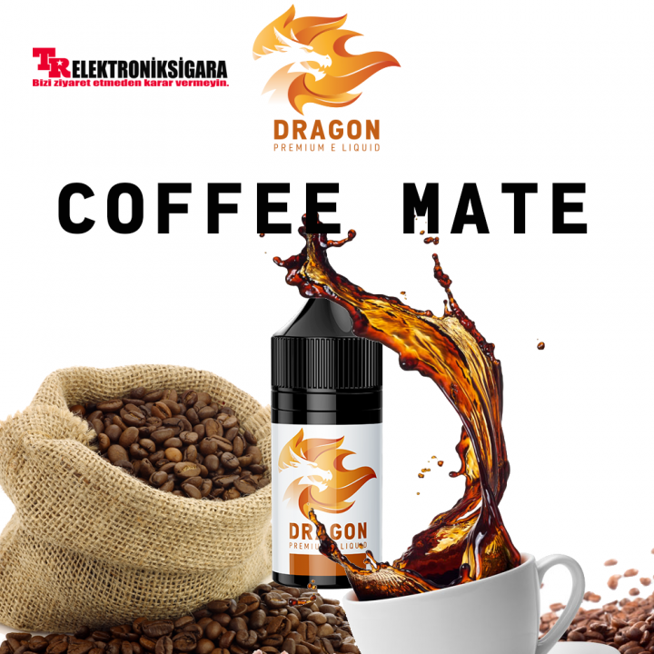 Dragon Likit Coffee Mate 30ml