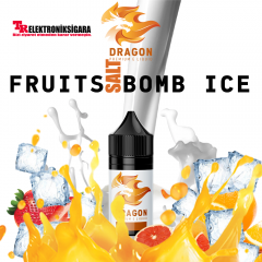 Dragon Salt Likit Fruits Bomb Ice