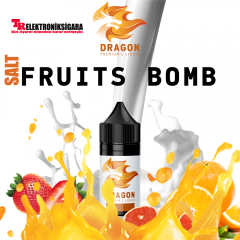 Dragon Salt Likit Fruits Bomb