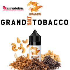Dragon Salt Likit Grand Tobacco