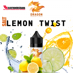 Dragon Salt Likit Lemon Twist