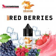 Dragon Salt Likit Red Berries