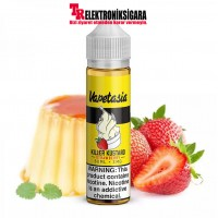 Vapetasia Killer Kustard Strawberry Premium Likit 60ML