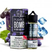 Vgod Purple Bomb iced Premium Likit 60ml
