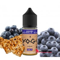 YOGI Blueberry Garonola Bar 30ml Premium Salt Likit